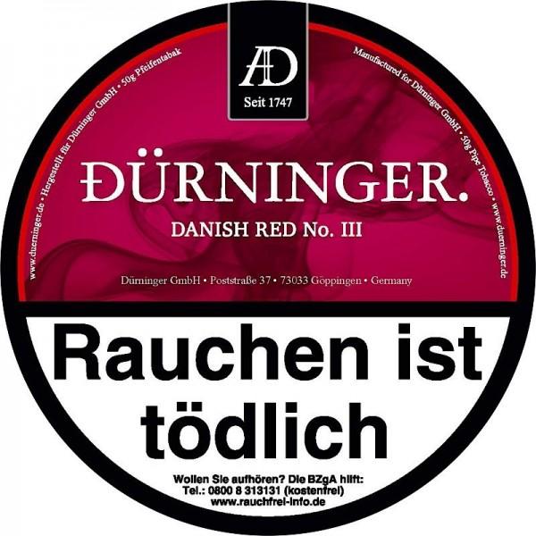 DÜRNINGER DANISH RED III