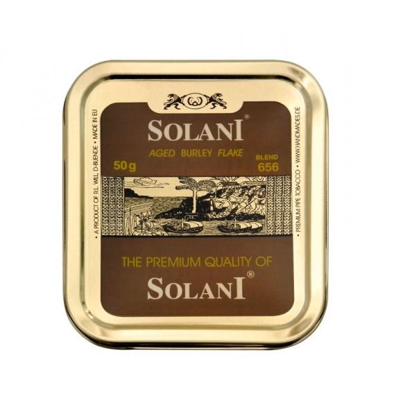 Solani Aged Burley Flake / Blend 656