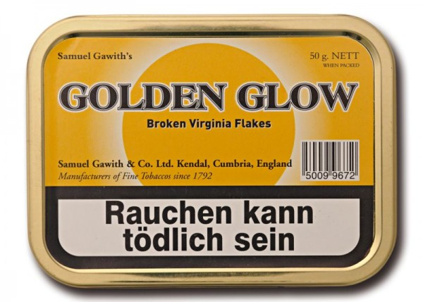 Samuel Gawith's Golden Glow